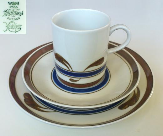 Kavaljer, kaffekopp, Rörstrand